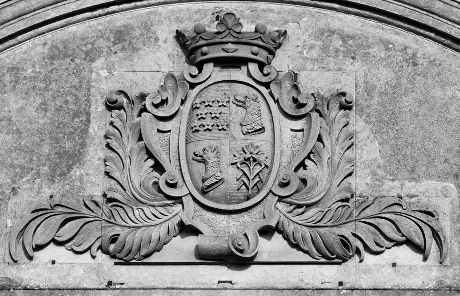 Gut Carlsdorf Moeller-Lilienstern Wappen