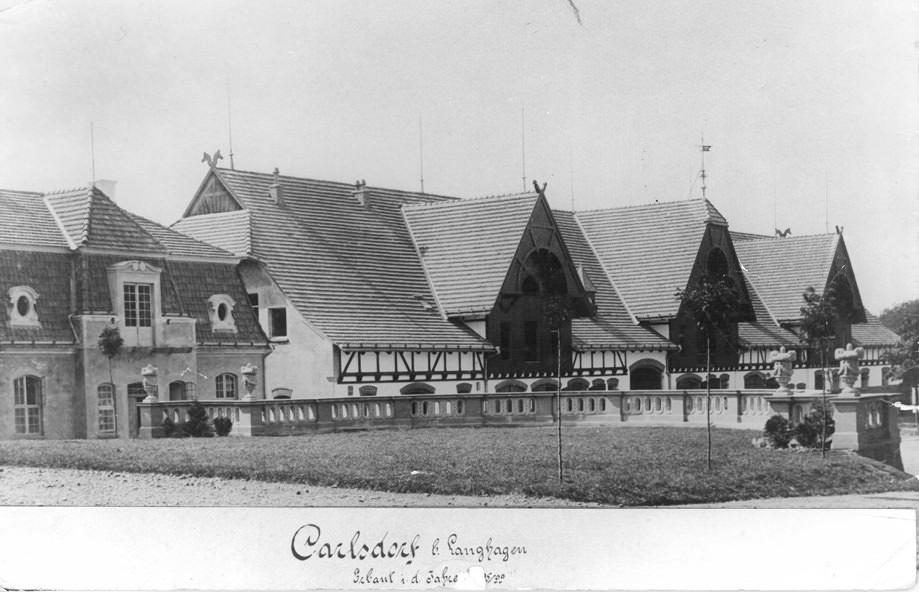 Marstall- historisch - Gut Carlsdorf